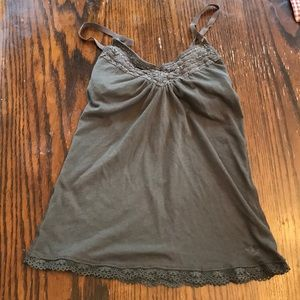 Abercrombie and Fitch Tank with Built in Cami